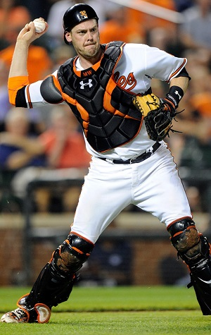 Matt Wieters will be back with the Orioles in 2016 after accepting the team's $15.8 million qualifying offer.